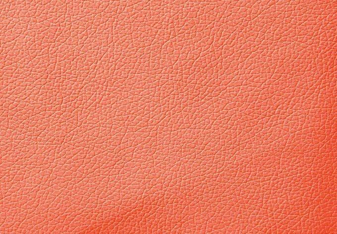 Диван двухместный Barcelona оранжевого цвета