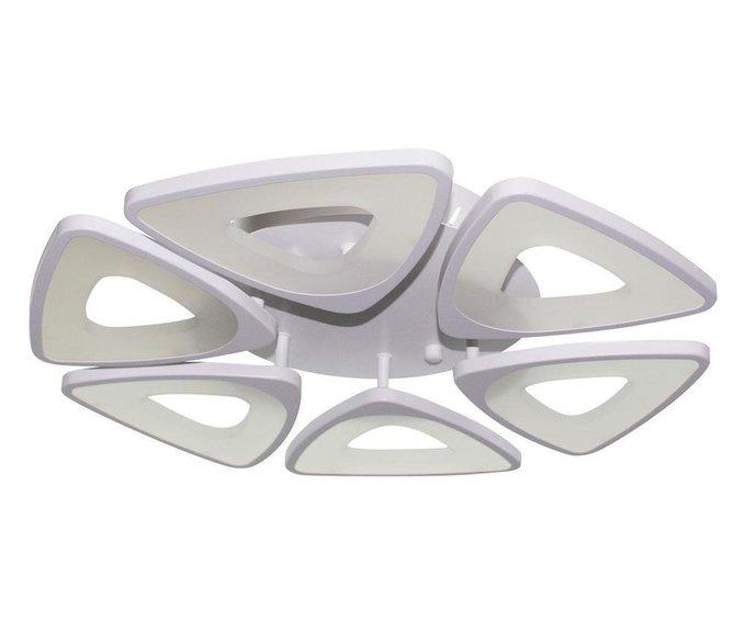 Потолочная светодиодная люстра Триада