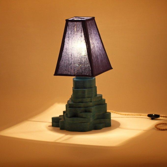 Настольная лампа Stratum Blue
