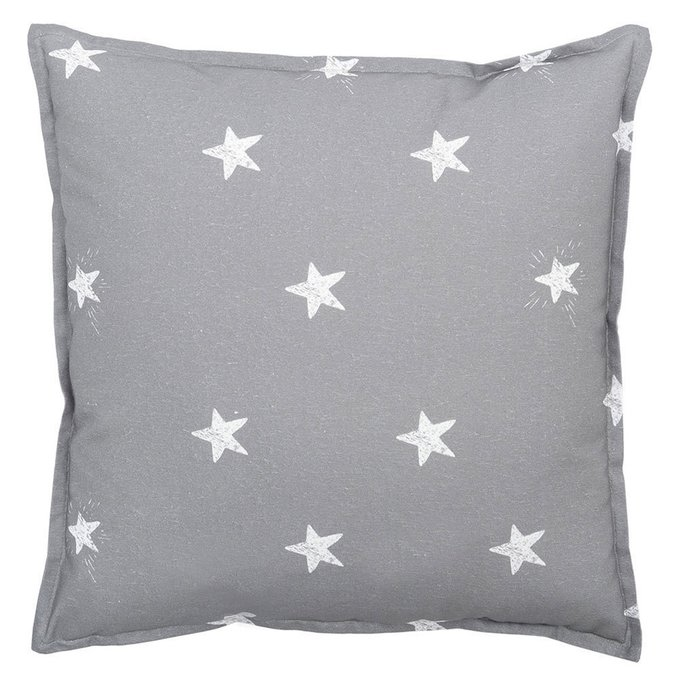 Наволочка на декоративную интерьерную подушку Звездопад