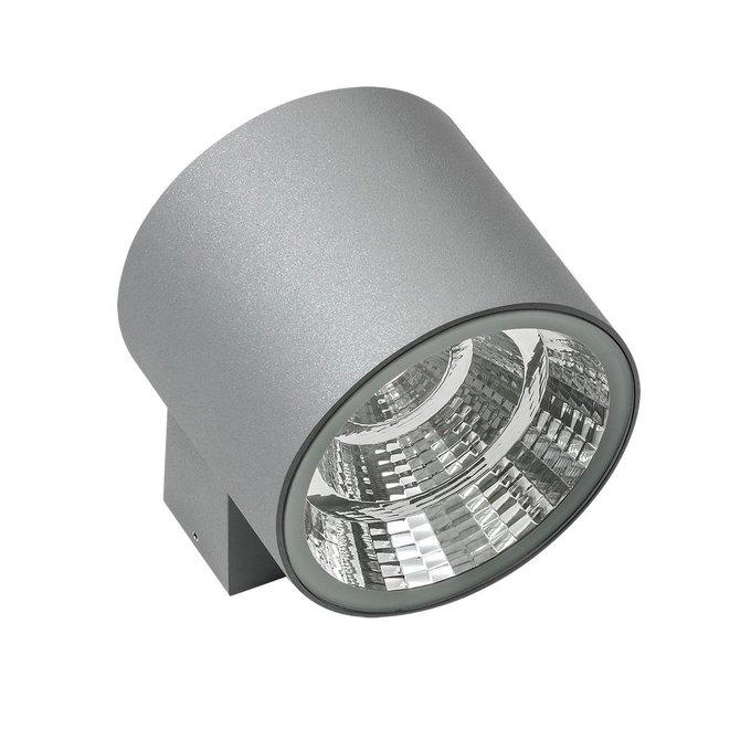 Уличный настенный светодиодный светильник Lightstar Paro