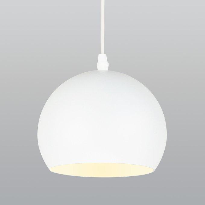 Подвесной светильник Tempre белого цвета