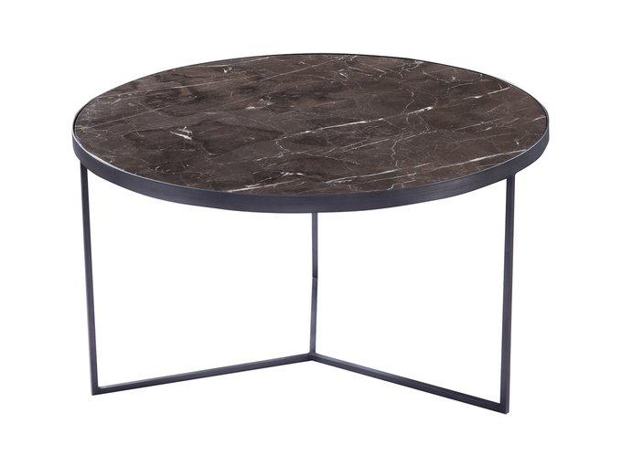 Кофейный столик Contour Mini с мраморной столешницей