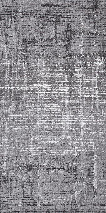 Ковер Cleo Rock 80х150 серого цвета