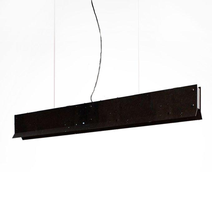 Подвесной светильник Beam черного цвета