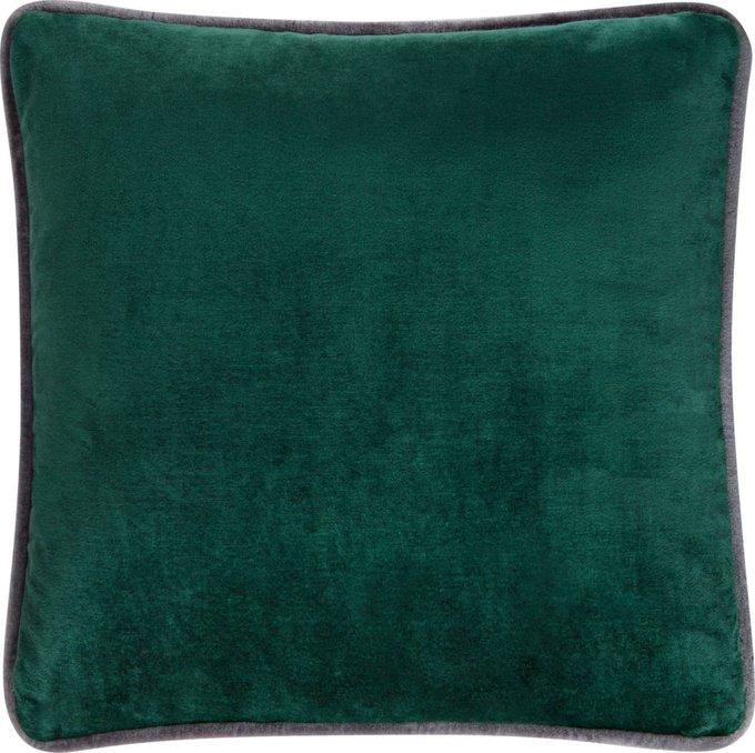Подушка Nola зеленого цвета