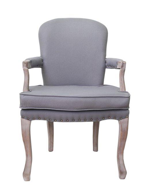 Кресло Anver grey серого цвета