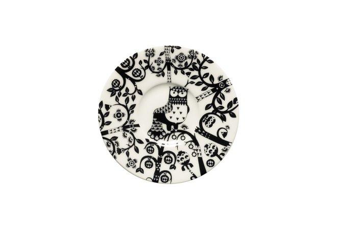 Фарфоровое блюдце под чашку для кофе эспрессо Taika