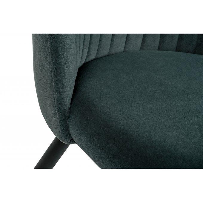 Обеденный стул Gabi синего цвета