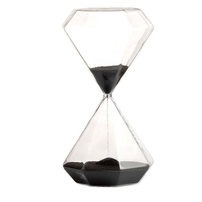 Песочные часы на 30 минут Чёрные