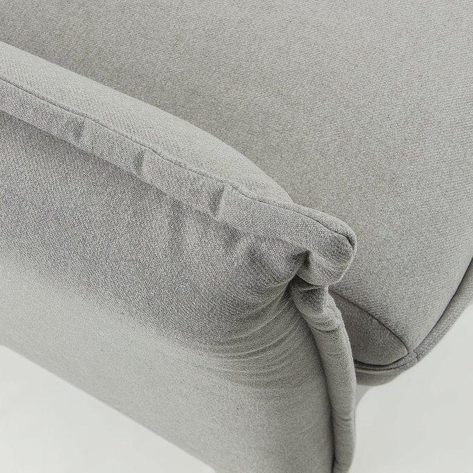 Диван-кровать Adalia светло-серого цвета