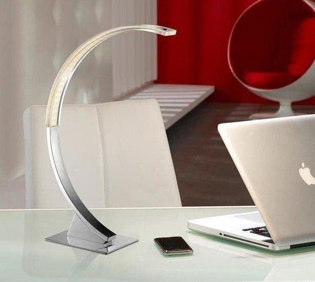 Натольная лампа Schuller Trazo из металла и пластика