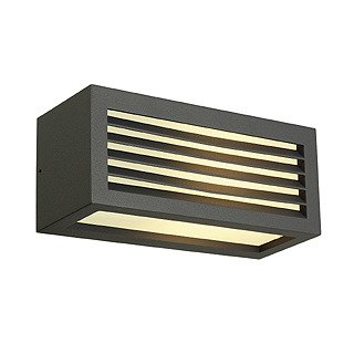 Уличный настенный светильник SLV Box-L