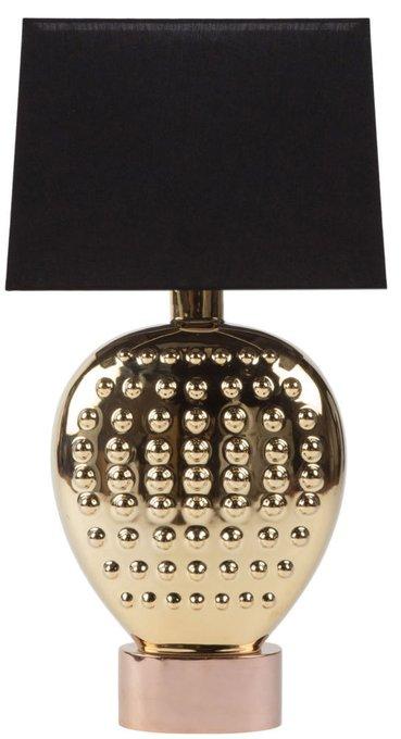 Лампа настольная Nucleus gold
