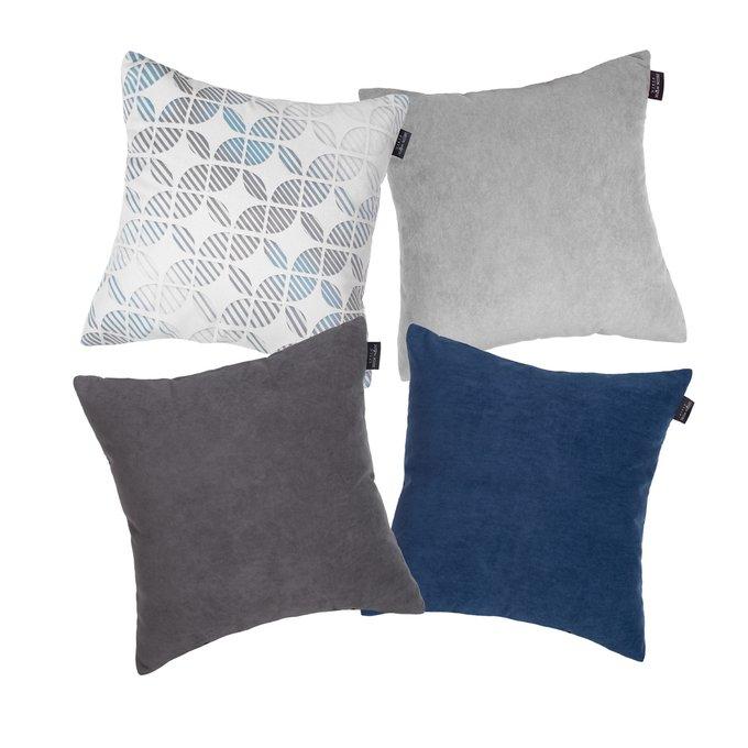 Комплект из четырех чехлов Ungaro Castle с внутренними подушками