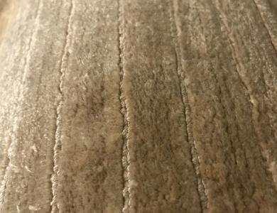 Ковер Basic Bamboo Silk бежевого цвета 300 см