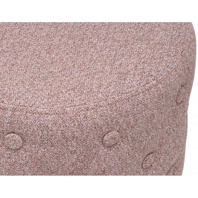 Пуф Brot-П pink розового цвета