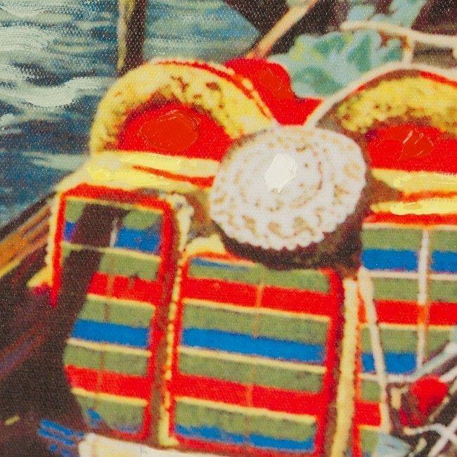 Картина на холсте Венеция 90х120