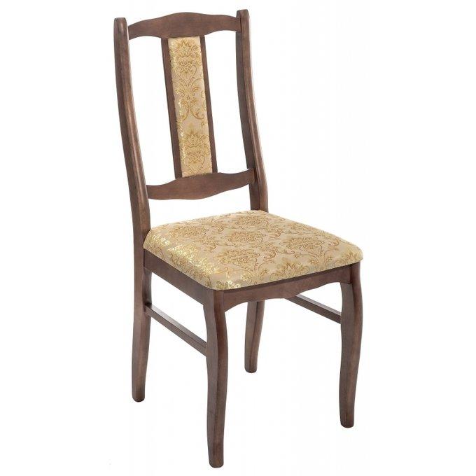 Обеденный стул Киприан из массива