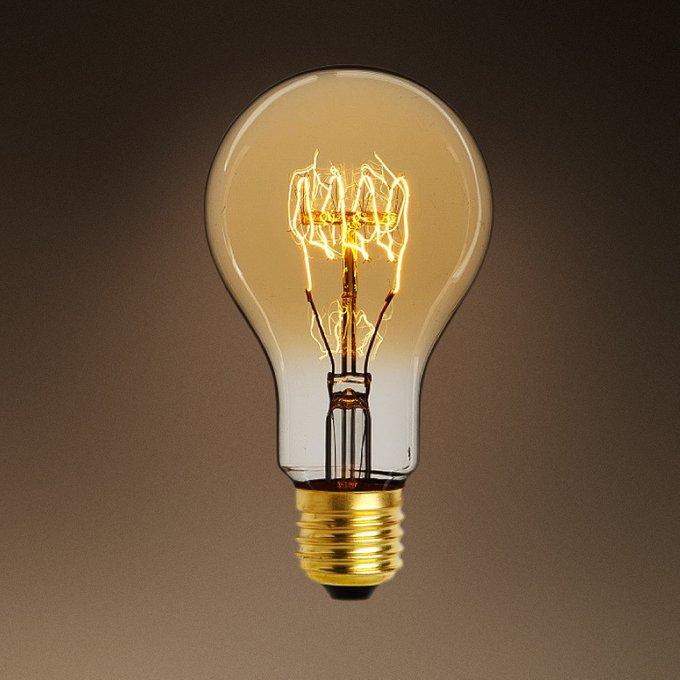 Ретро-Лампочка Эдисона Eichholtz Bulb Pear