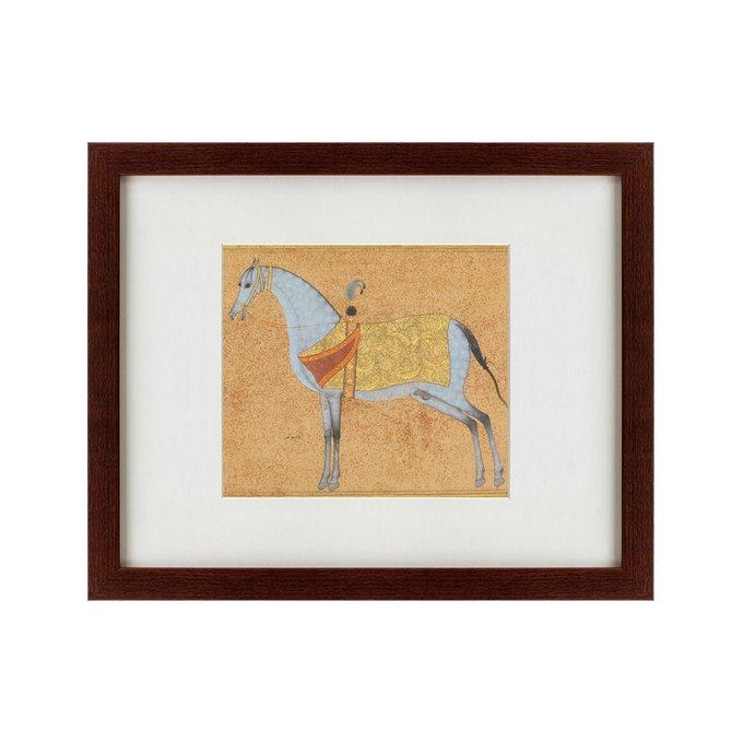 Картина  A Stallion 1601 г.