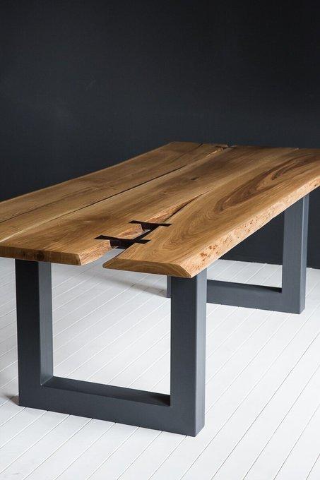 Дизайнерский обеденный (переговорный/рабочий) стол