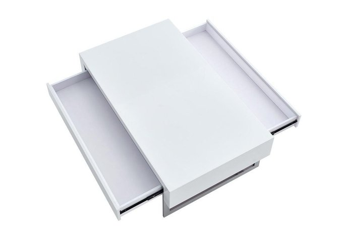 Журнальный стол с двумя ящиками