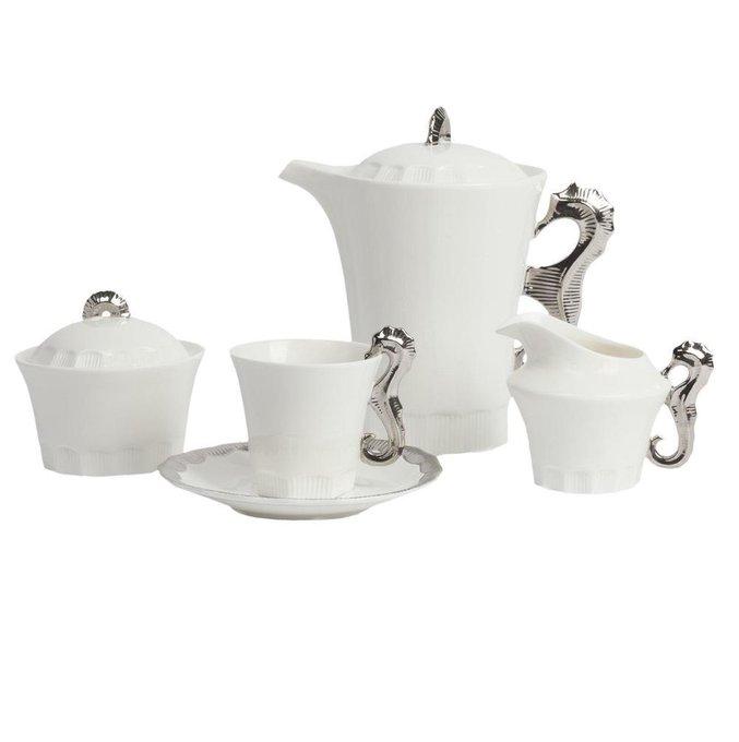 Чайный сервиз Marine Hoss Silver