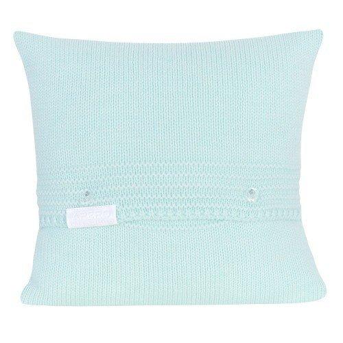 Подушка Единорог мятного цвета
