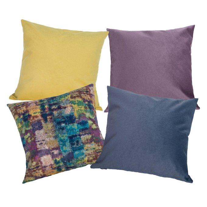 Набор из четырех чехлов Alina Fusion с внутренними подушками