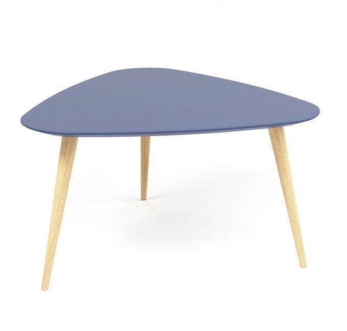 Обеденный стол Shell синий