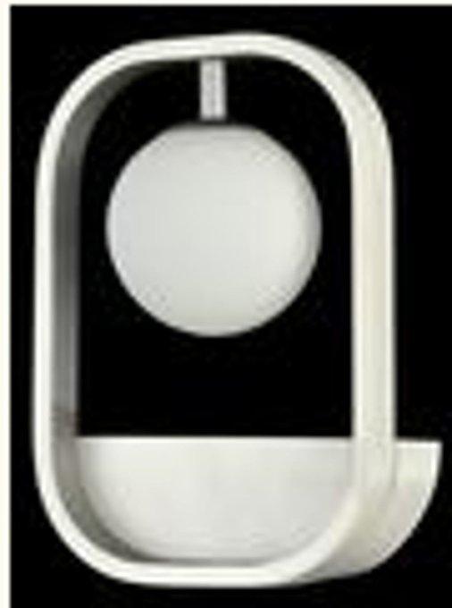 Бра Avola с плафоном из стекла
