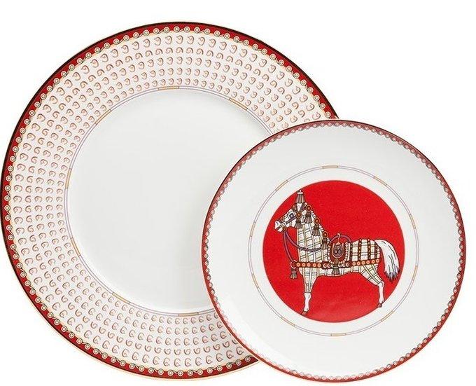 """Комплект тарелок """"Zanotty I"""""""