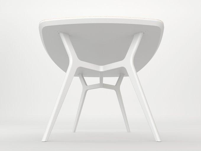 Обеденный стол Unika Johann 160 орех