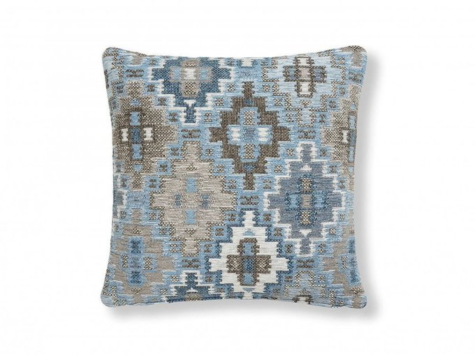 Чехол для подушки Cuzco из комбинированной ткани 45x45