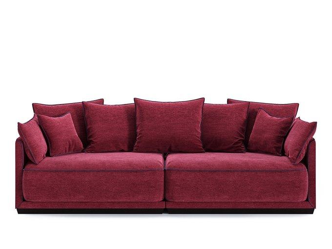 Диван Soho красного цвета