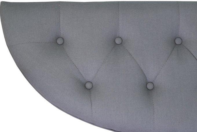 Банкетка Onora grey серого цвета
