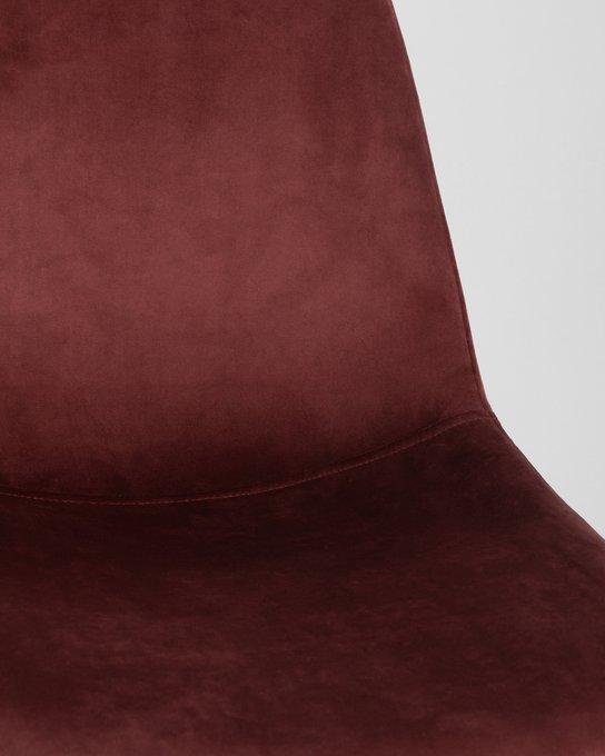 Стул Валенсия бордового цвета