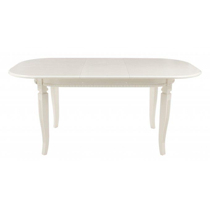Обеденный стол Romeo молочного цвета
