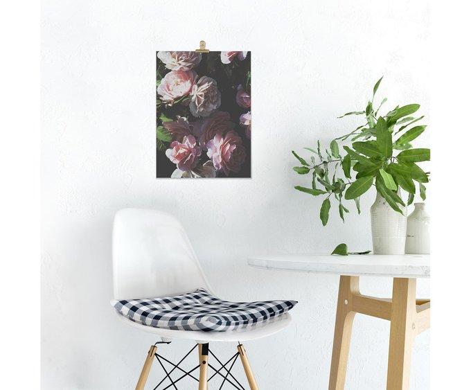 Панно Botanic printed на фотобумаге