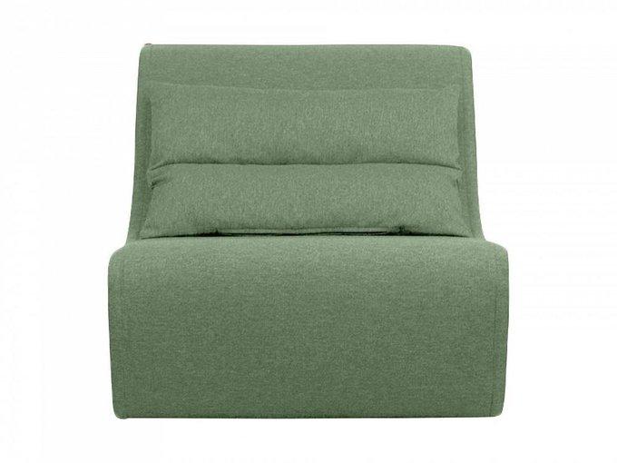 Кресло Neya зеленого цвета