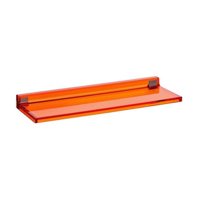 Полка Shelfish оранжевого цвета