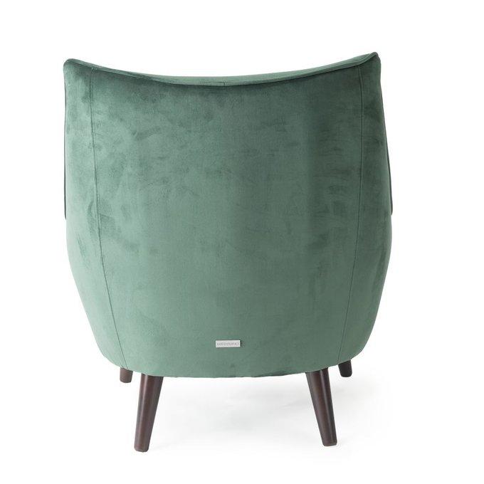 Кресло Paris цвета морской волны