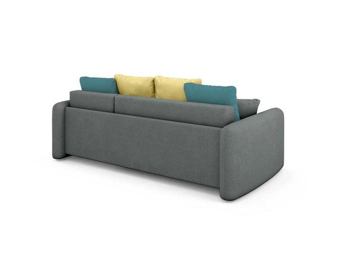 Угловой Диван-кровать Arti правый темно-серого цвета