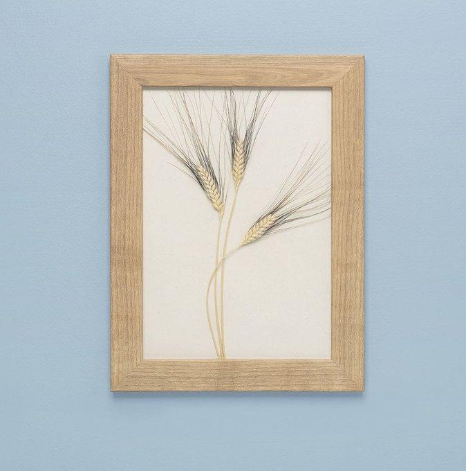 Панно с колосьями пшеницы