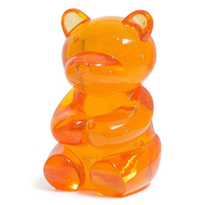 Книгодержатель Balvi yummy bear оранжевый