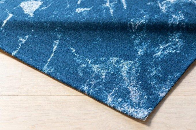 Ковер Atlantic синего цвета 160х230