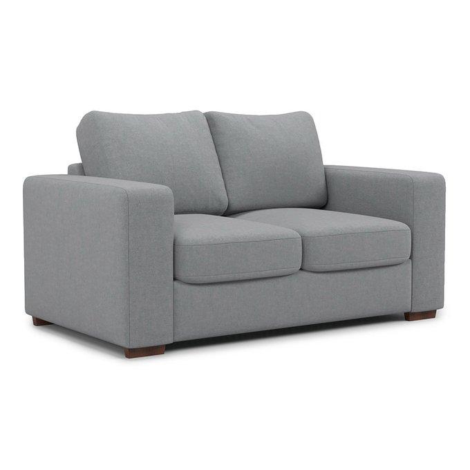 Раскладной диван Morti MTR  двухместный серого цвета