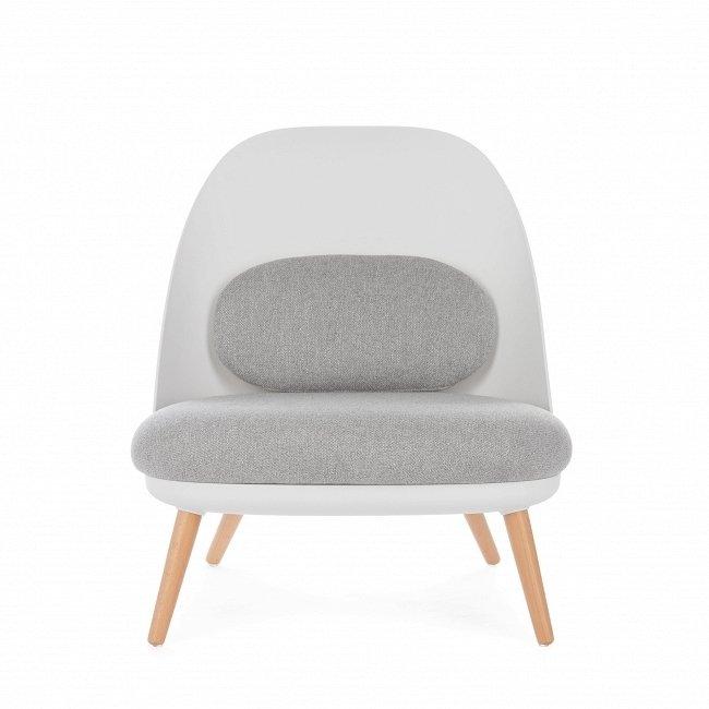 Кресло Colmar на ножках из массива бука