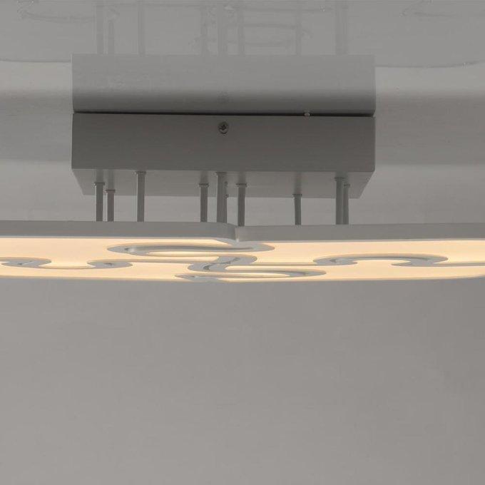 Потолочный светодиодный светильник RegenBogen Life Пазл